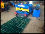 Dx com vidro metal/Telha Trapezoidal máquina de formação de rolos