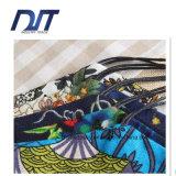 新しい手によって結ばれるテーブルウェア袋の日本様式携帯用テーブルウェア袋