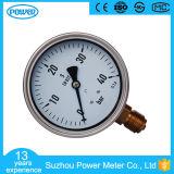 indicateur de pression de 4inch-100mm Fillable Fanufactuer