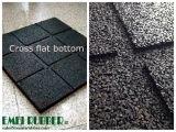 Standaard rubber tegels, Safty Rubber Flooring voor Sport Court