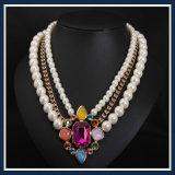 De nieuwe Reeks van de Juwelen van de Halsband van de Oorring van de Manier van de Ketting van de Snack van het Staal van het Punt