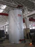 縦オイル(ガス) -発射された熱オイルのボイラー