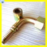 Codo de manguera de 45 grados de la junta tórica cono Adaptador de manguera de tubo flexible hidráulico 20441
