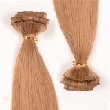 Clip bonito superior al por mayor en la extensión del pelo