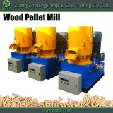 Máquina de madeira pequena da imprensa da pelota da palha da serragem para o desperdício da biomassa