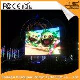 Visualización de LED video de alta resolución de P6.25 LED