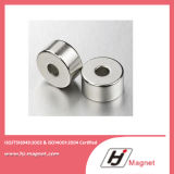 N35 N52 Platten-Ring-permanentes Neodym/NdFeB Magnet mit Supr Energie