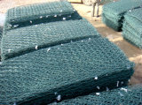 PVC Coated Gabion BoxかHexagonal Wire Mesh