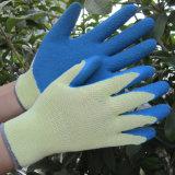 乳液によっては手袋に労働する建物の手袋の安全作業手袋が塗った
