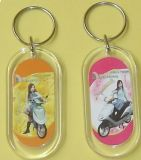 Пластиковый цепочке для ключей, дешевле цепочки ключей, новый дизайн цепочке для ключей, акрил цепочке для ключей
