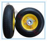 2.80/2.50-4 PU-Schaumgummi-Hand-LKW-Rad mit verschiedenen Felgen
