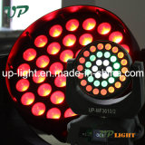 36PCS*10W 4in1 Aura LED Moving Head Light