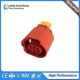 Sistema eléctrico del Auto del mazo de cables del conector de Tyco AMP 284716-3