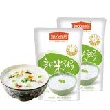 Быстро-приготовленное питание каши риса кухни влюбленности