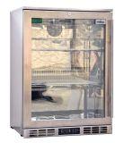 최신 판매 Commercail 두 배 유리제 문 뒤 바 냉각기 음료 냉각기