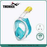Máscara Rated superior da natação da face cheia