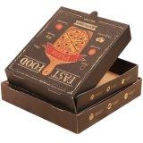 Comércio por grosso e a Caixa de Papelão Ondulado Papel barato para Pizza