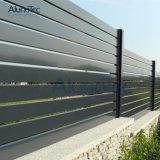 Загородка предкрылка Pre-Fabricated алюминиевой загородки жалюзиего алюминиевая