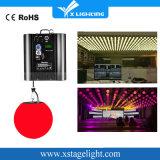 Weihnachtslicht RGB, das anhebende Kugel der Farben-LED ausstrahlt