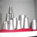 Acero inoxidable 304 316 321 310 reductor concéntrico ASTM A403