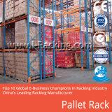 Planken van het Rek van de Opslag van het Metaal van het Pakhuis van de fabriek de Regelbare