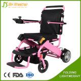 Кресло-коляска силы 4 лестниц кресло-коляскы колес складная взбираясь с Анти--Поворачивает колеса
