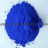 Blauw 09 van het ultramarijn voor Plastiek