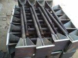 Magazzino superiore del gruppo di lavoro della struttura d'acciaio del fornitore delle costruzioni di blocco per grafici d'acciaio