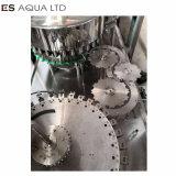 Linha de engarrafamento de água de lavagem do vaso de Nivelamento da Máquina de máquinas de enchimento