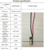 Laser-Baugruppe der roten Farben-650nm 5MW für elektrische Hilfsmittel