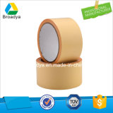 Livre blanc PET polyester double face du ruban adhésif solvant (80mic/DPS08)