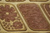 Tela de Chenille del tinte de los hilados de polyester para el sofá