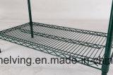 Shelving провода 5 ярусов Epoxy сверхмощный для пользы холодной комнаты