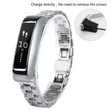 Il braccialetto di vigilanza d'acciaio di Stainlese di alta qualità lega la cinghia per Fitbit Alta