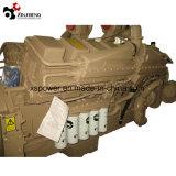 초강력 Kta50-C1600 Ccec Cummins 기업 건설장비 사용법 디젤 엔진
