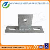 Canaleta e acessórios Unistrut lisos de aço galvanizados
