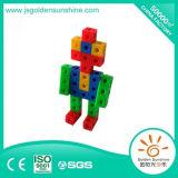 Il giocattolo intellettuale dei bambini della costruzione di mattone ha impostato con il certificato di Ce/ISO