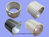 Profil en aluminium personnalisé d'extrusion avec le poste traitant comme Driling, etc. de poinçon