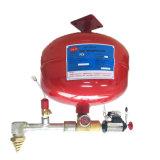 Fuego popular del extinguidor de la venta de la fábrica que cuelga el sistema de supresión de fuego de FM200 20-40L