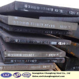 placa lisa de aço 420/1.2083/S136 inoxidável para o aço do molde