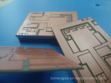 PCBロジャース4003c多層回路制御深さの経路指定のボード