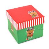 Diferentes Tipos personalizados presente de Natal Caixa de Embalagem