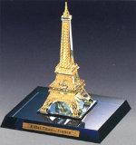 De Ambacht van het kristal - de Toren van Eiffel