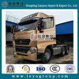 Camion d'entraîneur de la Chine Sinotruk HOWO T7h 6X4 540HP