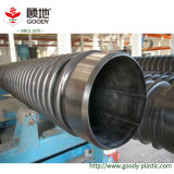 Труба дренажа воды замотки стены полости HDPE большого диаметра Pn300-Pn1200