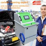 Schoonmakende Machine van Hho van de Workshop van het Onderhoud van de Auto van de Koolstof van de motor de Schonere