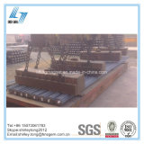 Type rectangulaire industriel électro-aimant de levage pour soulever les barres en acier