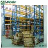 Ajustável em aço Estantes industriais Palete