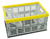 Foldable 플라스틱 수송 크레이트 운반물 상자