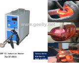 24 horas de máquina que cubre con bronce del funcionamiento de la frecuencia ultraalta de inducción de la soldadura continua de la calefacción